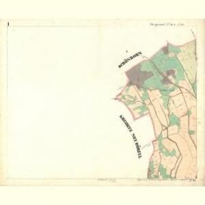 Obergrund - c2122-2-001 - Kaiserpflichtexemplar der Landkarten des stabilen Katasters