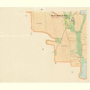 Lhotta untern Gebirg - c3936-1-003 - Kaiserpflichtexemplar der Landkarten des stabilen Katasters