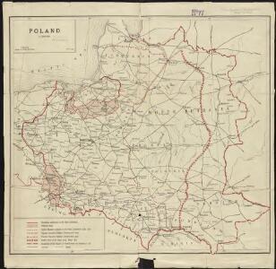 Poland, 1:2,000,000