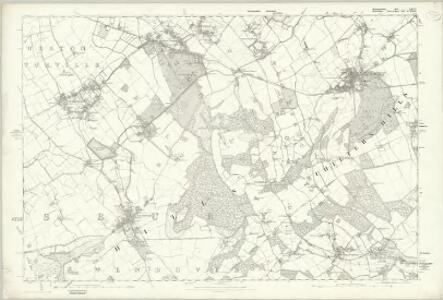 Buckinghamshire XXIII - OS Six-Inch Map