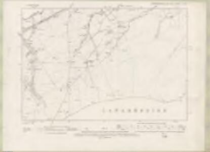 Edinburghshire Sheet X.SE - OS 6 Inch map