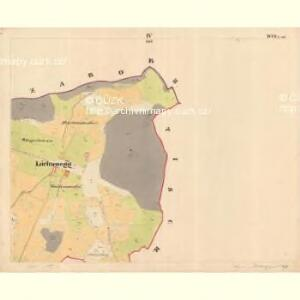 Krzizowitz - c3672-1-004 - Kaiserpflichtexemplar der Landkarten des stabilen Katasters