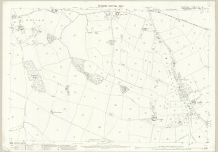 Shropshire XVI.10 (includes: Sutton Upon Tern; Tyrley) - 25 Inch Map