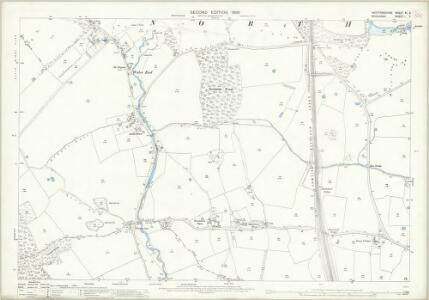 Hertfordshire XL.3 (includes: North Mimms; South Mimms) - 25 Inch Map