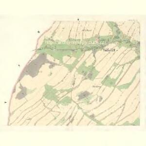 Wolfsdorf (Wilkowa) - m2785-1-002 - Kaiserpflichtexemplar der Landkarten des stabilen Katasters