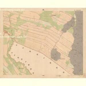 Langstrobnitz - c1135-1-004 - Kaiserpflichtexemplar der Landkarten des stabilen Katasters