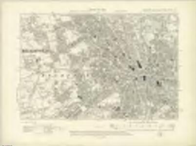 Yorkshire CCXVI.NE - OS Six-Inch Map