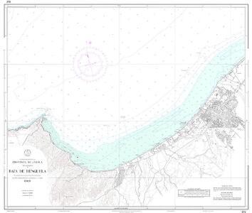 Provincia de Angola Baía de Benguela