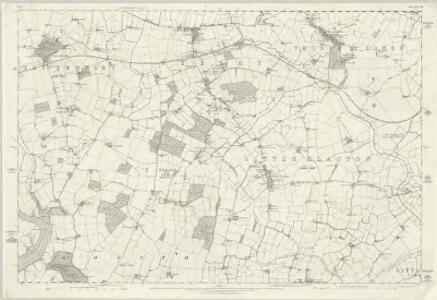 Essex XXXVIII - OS Six-Inch Map
