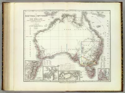 Austral-Continent.