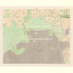 Eisendorf - c9392-2-007 - Kaiserpflichtexemplar der Landkarten des stabilen Katasters