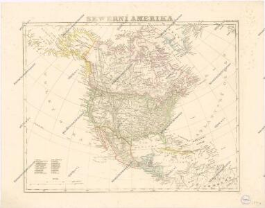 Bez titulu: Mapy kontinentů