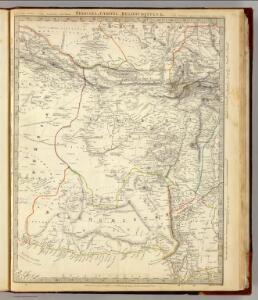 Bokhara, Cabool, Beloochistan &c.