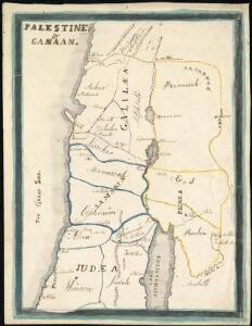 Palestine or Canaan