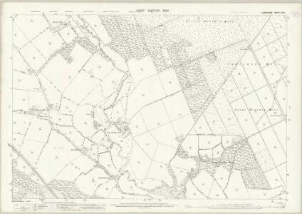Lancashire CIX.4 (includes: Croft; Golborne; Irlam) - 25 Inch Map