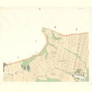 Trzebotowitz - c8049-1-002 - Kaiserpflichtexemplar der Landkarten des stabilen Katasters