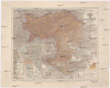 Handkarte des Herzogthumes Steiermark