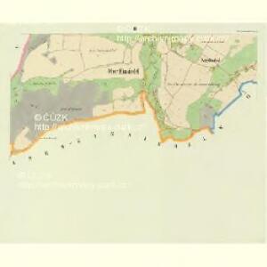 Ober Einsiedel - c2125-1-003 - Kaiserpflichtexemplar der Landkarten des stabilen Katasters