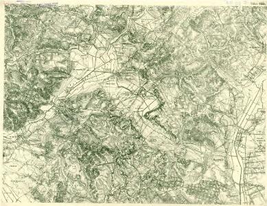 III. vojenské mapování 4458/1