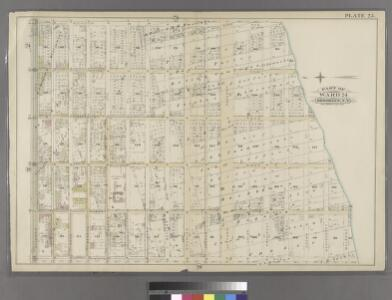 Plate 25: Part of Ward 24. Brooklyn, N.Y.