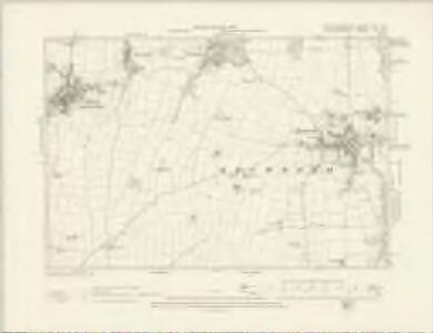 Nottinghamshire XLIX.NW - OS Six-Inch Map