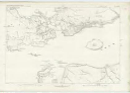 Argyllshire, Sheet LXXXII - OS 6 Inch map