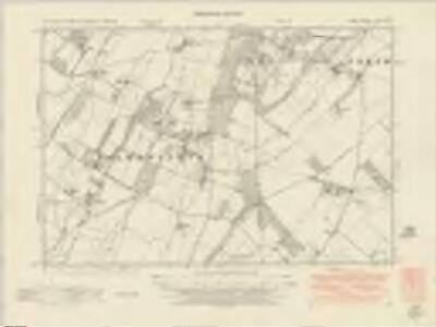 Kent LVIII.NW - OS Six-Inch Map
