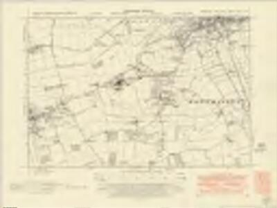 Yorkshire CCX.SE - OS Six-Inch Map