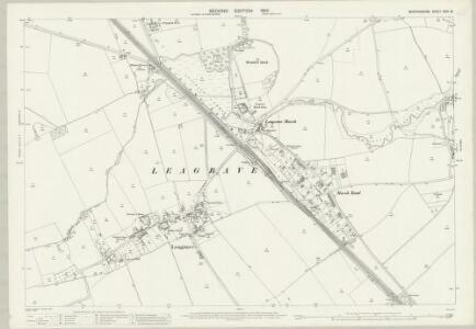 Bedfordshire XXIX.16 (includes: Luton; Streatley; Sundon; Toddington) - 25 Inch Map