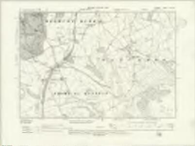 Dorset XXI.SE - OS Six-Inch Map