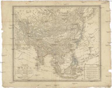 Charte von Asien