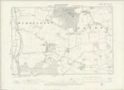 Essex XIV.NW - OS Six-Inch Map