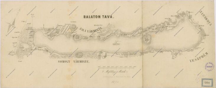 Balaton Tava