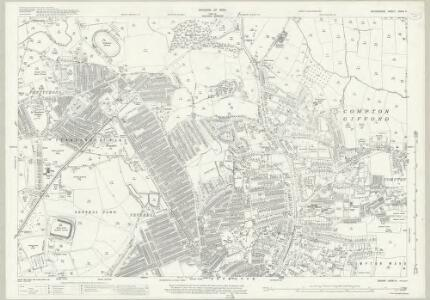 Devon CXXIII.4 (includes: Devonport; Plymouth) - 25 Inch Map
