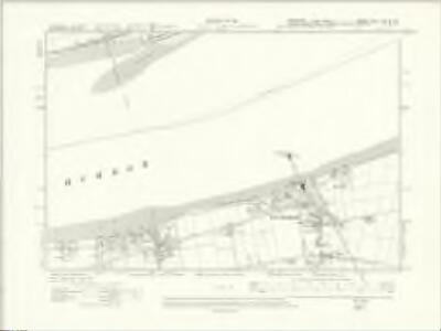 Yorkshire CCXL.SW & CCXL.SE - OS Six-Inch Map