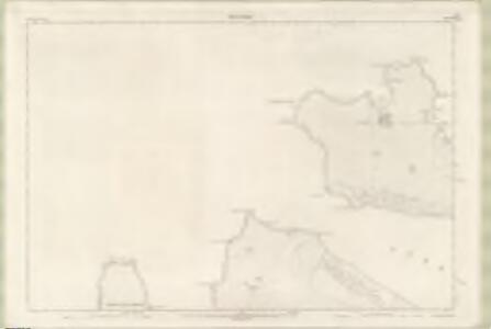 Ross and Cromarty Sheet XII - OS 6 Inch map