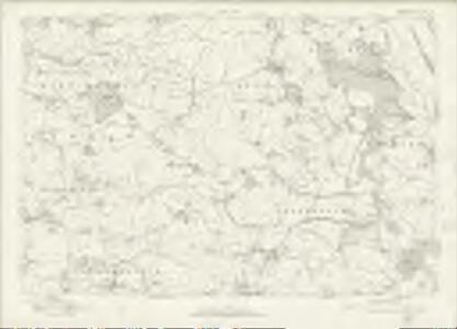 Gloucestershire XI - OS Six-Inch Map