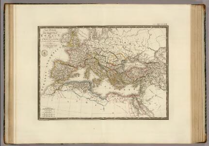 Empire Romain sous Constantin.