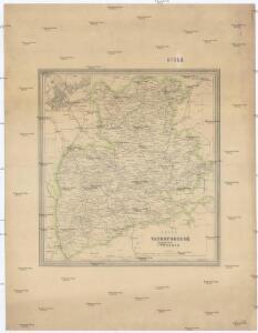 Karta Černigovskoj gubernii