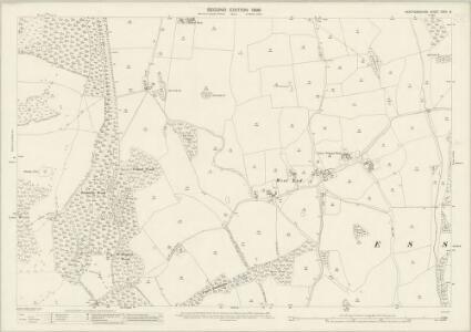 Hertfordshire XXXV.8 (includes: Bishops Hatfield; Essendon) - 25 Inch Map