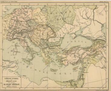 Střední Evropa a Přední Asie za časů III. války křížové