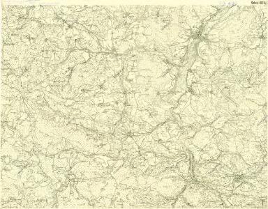 III. vojenské mapování 4351/1