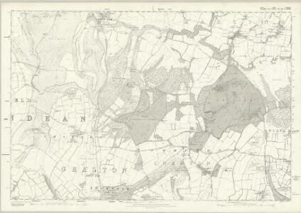 Sussex XXXIII - OS Six-Inch Map