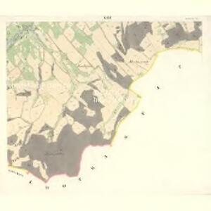 Palkowitz - m2217-1-008 - Kaiserpflichtexemplar der Landkarten des stabilen Katasters
