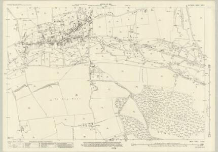 Wiltshire XXX.5 (includes: Ramsbury) - 25 Inch Map