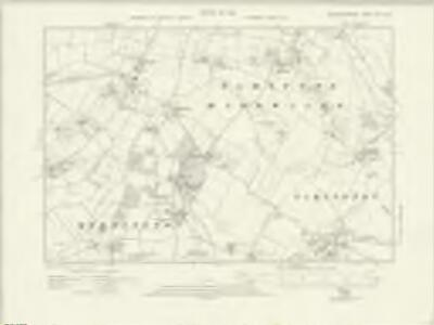 Gloucestershire XIX.SW - OS Six-Inch Map
