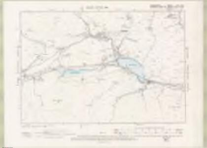Lanarkshire Sheet XLI.NW - OS 6 Inch map