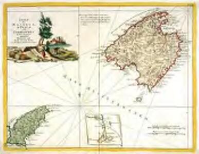 Isole di Majorca, d'Ivica, e di Formentera