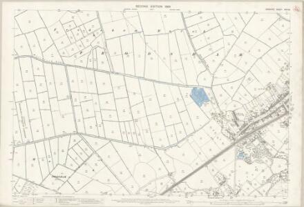 Cheshire XXIV.15 (includes: Frodsham; Helsby) - 25 Inch Map