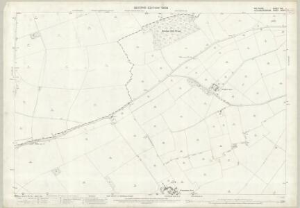 Wiltshire XIX.1 (includes: Acton Turville; Nettleton; Tormarton) - 25 Inch Map
